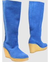 Pierre Hardy Highheeled Boots - Lyst