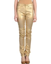 Roccobarocco Casual Pants - Lyst