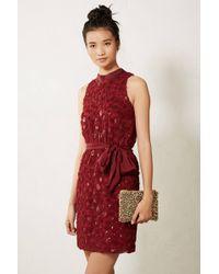 Sachin & Babi Sequin Cutout Dress - Lyst