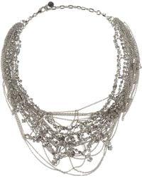 Tom Binns Necklace - Lyst