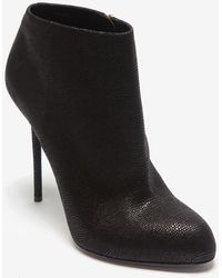 Sergio Rossi Kalika Piper Ankle Bootie - Lyst