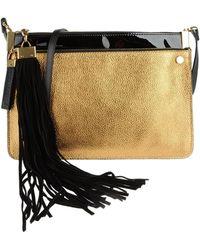 Vionnet Medium Leather Bag - Lyst