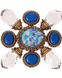 Stephen Dweck - Opal Mosaic Onyx Pin - Lyst
