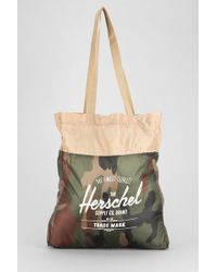 Urban Outfitters - Herschel Supply Co Packable Travel Tote Bag - Lyst