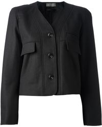Christophe Lemaire - Cropped Jacket - Lyst