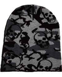 Lucien Pellat Finet - Reversible Camouflage Cap - Lyst