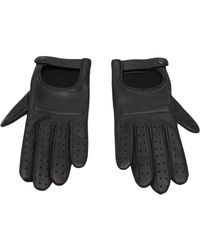 Rag & Bone Leather Racer Gloves - Lyst
