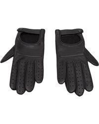 Rag & Bone Leather Racer Gloves - Lyst