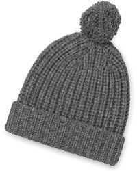 Hermes Knit Hat - Lyst