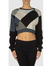 From Somewhere Long Sleeve Sweater - Lyst