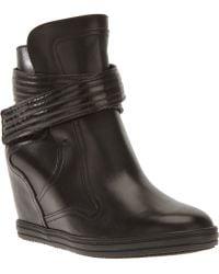 Hogan Rebel - Wedge Boot - Lyst