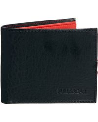 Pull&Bear - Wallet with Colour Block Lining - Lyst