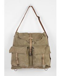 Urban Outfitters - Urban Renewal Vintage Military Messenger Bag - Lyst