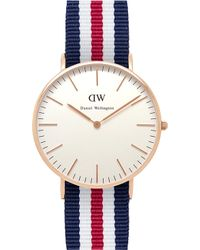Daniel Wellington 0502Dw Classic Canterbury Ladies Watch - For Women multicolor - Lyst
