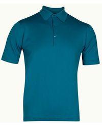 John Smedley Milo Shirt - Lyst
