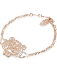 KENZO - Tiger Bracelet - Lyst