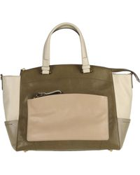 Reed Krakoff Large Leather Bag - Lyst