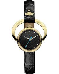Vivienne Westwood Engraved-frame -dial Watch - Lyst