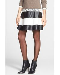 DKNY Light Opaque Control Top Tights - Lyst