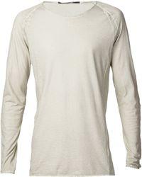 Lumen Et Umbra - Round Neck Tshirt - Lyst