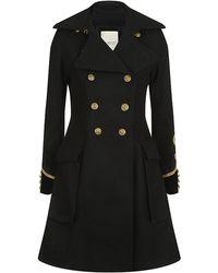 Denim & Supply Ralph Lauren - Military Wool Coat - Lyst