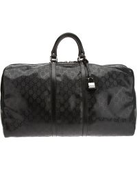 Gucci Large Holdall - Lyst
