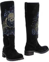 Jfk Highheeled Boots - Lyst