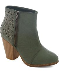 ModCloth Guise with Gusto Boot - Lyst