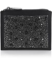 Karen Millen Limited Edition Stud and Jewel Purse - Lyst