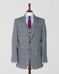 Jaeger Prince Of Wales Check Jacket - Lyst