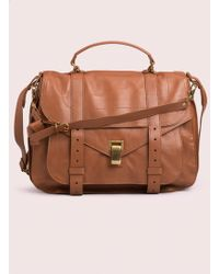 Proenza Schouler Ps1 Extra Large Leather - Lyst