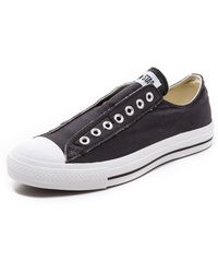 Converse Chuck Taylor Slip On Sneakers - Lyst