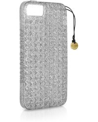Juicy Couture - Mini Stud Jelly Iphone 5 Case - Lyst