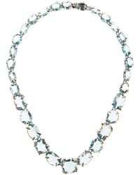 Alexis Bittar Fine - Midnight Marquise Multi-Stone Necklace - Lyst