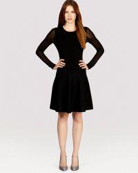 Coast - Knit Dress Dorbeta - Lyst