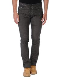 DRKSHDW by Rick Owens Casual Trouser - Lyst