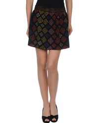 Gryphon - Mini Skirt - Lyst