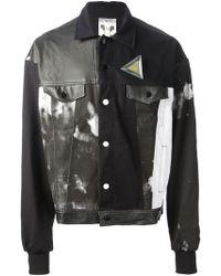 Horace - Bleached Denim Jacket - Lyst