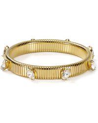 R.j. Graziano - Holiday Small Stretch Bracelet - Lyst