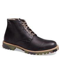 Aldo Cetuur Plain Toe Boot - Lyst