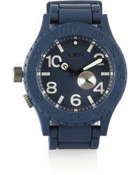 Nixon The Rubber 5130 Watch - Lyst