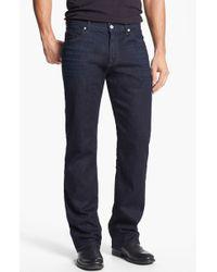 7 For All Mankind Austyn Straight Leg Jeans - Lyst