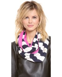 Juicy Couture - Infinity Scarf - Lyst