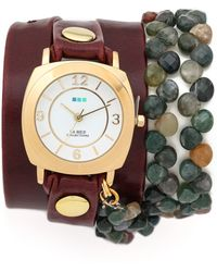 La Mer Collections - Tesoro Wrap Watch - Lyst