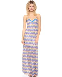 L*Space L Sunchaser Maxi Dress - Lyst
