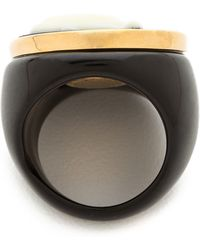 Marc By Marc Jacobs - Olive Cameo Ring - Lyst
