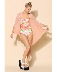 Urban Outfitters - Shakuhachi Midsummer Neoprene Onepiece Swimsuit - Lyst