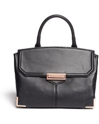Alexander Wang - Marion Large Leather Bag - Lyst
