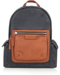 Marc By Marc Jacobs - Leather Pocket Backpack - Lyst