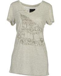 Nero Ink Short Sleeve T-Shirt - Lyst